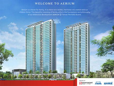 aerium apartment