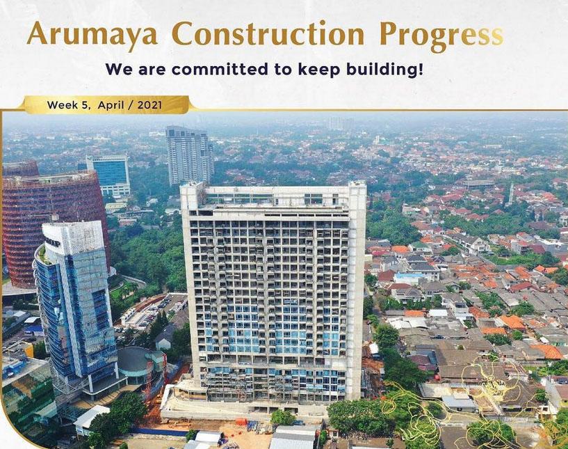 Arumaya Progress