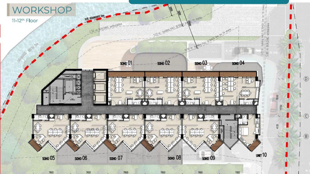 Workshop Floorplan