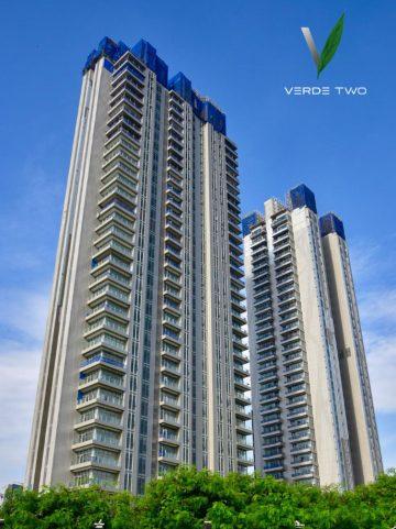 Verde Two Kuningan towers