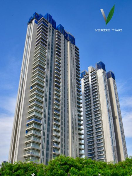 Verde Two Kuningan towers